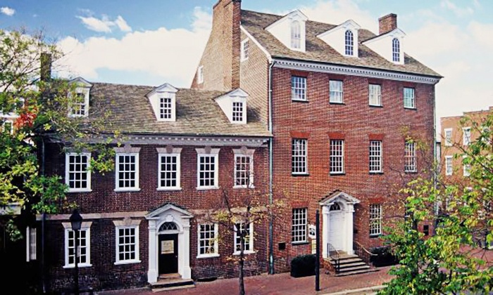 Historic Alexandria - Historic Alexandria: Historic Alexandria Candlelight Tour for 2, 4, or 6 on December 13 or 14 from Historic Alexandria (50% Off)