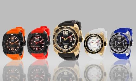 Elini Barokas Men's Commander Swiss Watches from $69.99–$79.99