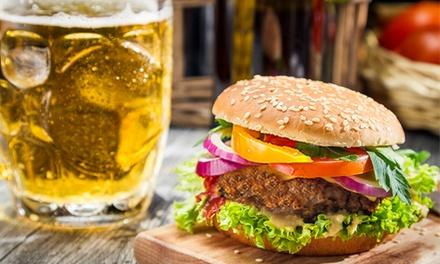 כל מה שצריך לבילוי מושלם במסעדת Milagro: ארוחה הכוללת 2 המבורגרים 300 גרם + תוספת ו 2 כוסות בירה מהחבית לבחירה, רק ב 89 ₪