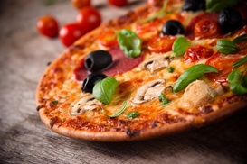 Suparossa Pizza: $50 Off Catering Order of $215 or More at Suparossa Pizza