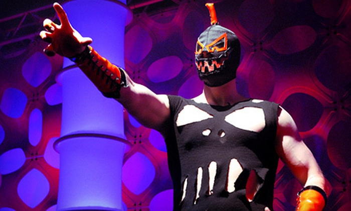 """Chikara's """"The Contaminated Cowl""""  - Lafayette: Wrestling Package to See Chikara's """"The Contaminated Cowl"""" on April 29 (Up to 64% Off). Three Options Available."""