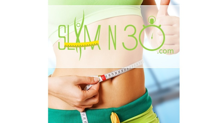 SlimN30 LLC - Multiple Locations: Up to 77% Off Lipo-Light treatments at SlimN30 LLC