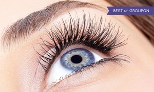 Eden of Ashburn Salon & Spa: 3-D Lash Extensions and Optional Fill, or Charming End Extensions at Eden of Ashburn Salon & Spa (Up to 57% Off)