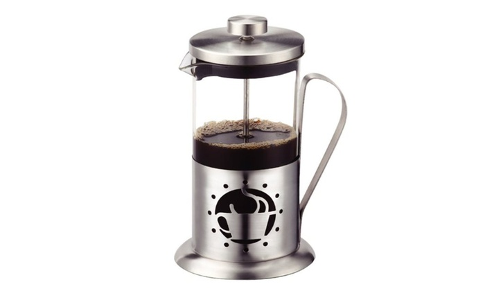 French Press Coffee Maker Groupon Goods