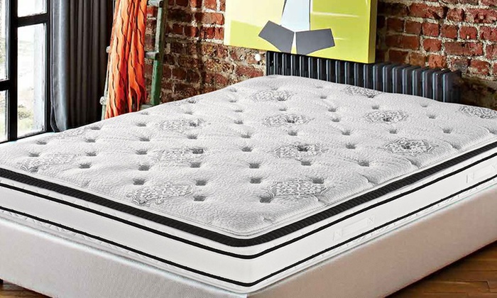matelas m moire de forme somptueux groupon shopping. Black Bedroom Furniture Sets. Home Design Ideas