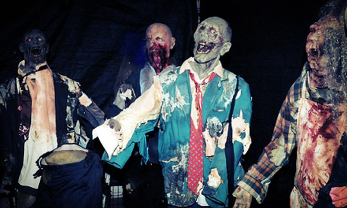 Screamfest - Stampede Park - The Grandstand Building: Screamfest Entry for Two, Four, or Six on Friday, October 5 or Saturday, October 6 at Stampede Park (Up to 53% Off)