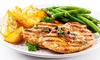Bel Paese Italian Restaurant - Nottingham: Two-Course Italian Meal For Two With Coffee from £17.50 at Bel Paese (Up to 55% Off)