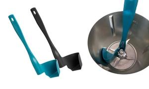 1 ou 2 spatules rotatives spéciales pour robot culinaire