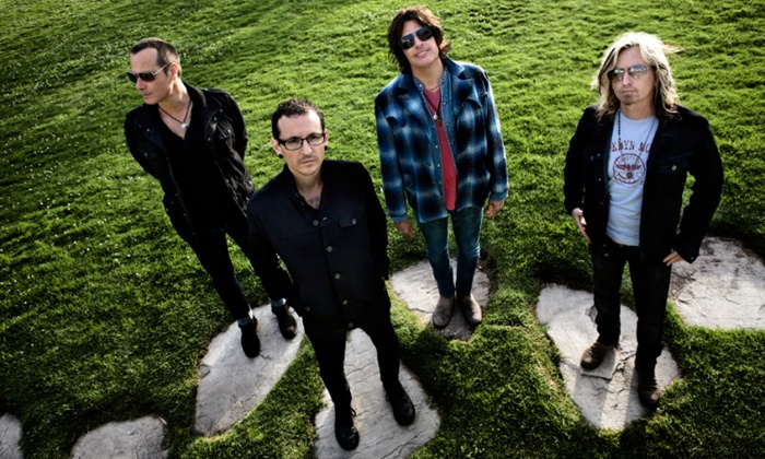 The Big Ticket Featuring Stone Temple Pilots, Thirty Seconds To Mars, and More - Jacksonville Metro Park: $68 for The Big Ticket Featuring Stone Temple Pilots and Thirty Seconds to Mars on December 8 (Up to $101.95 Value)
