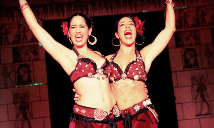 """Belly Dance Masters Presents """"Bellies for Babies"""" Gala Show - DoubleTree by Hilton Hotel Orlando at SeaWorld: Belly Dance Masters Presents """"Bellies for Babies"""" Gala Show at Doubletree by Hilton at Sea World (Up to 61% Off)"""