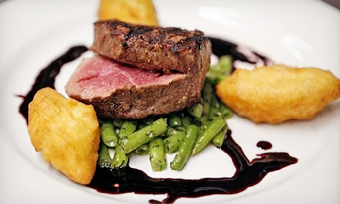 Room 39 - Multiple Locations: $30 for $60 Worth of Seasonal American Food for Dinner at Room 39