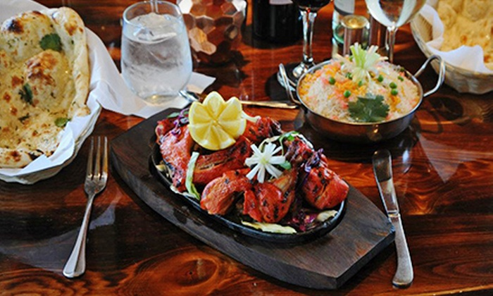 Sizzling Tandoor Indian Restaurant - Healdsburg: One or Three Groupons, Each Good for $15 Worth of Indian Cuisine at Sizzling Tandoor Indian Restaurant