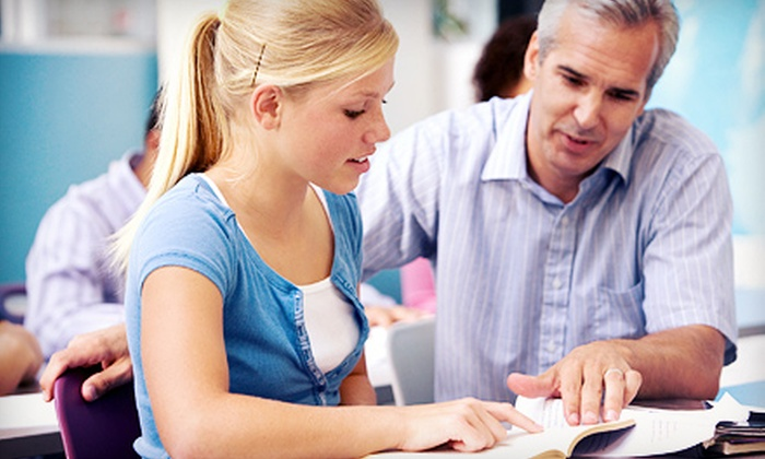 V8College - Malvern: $10 for $20 Worth of Academic-Tutor Services Language at V8College
