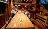 The District Brasserie - North Vancouver: European-Inspired Food for Two or Four at The District (Up to 51% Off)