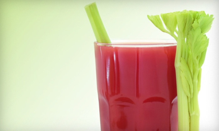 Khepra's Raw Food Juice Bar - Washington: Three-Day Raw-Food Cleanse or Three-, Five-, or Seven-Day Juice Cleanse at Khepra's Raw Food Juice Bar (Up to 62% Off)