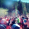 Up to 56% Off Giant Tomato Fight for One or Two