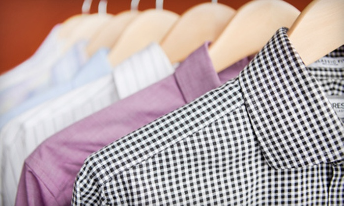 Sol Quality Cleaners - Weston: $15 for $30 Worth of Walk-In Dry-Cleaning Services at Sol Quality Cleaners