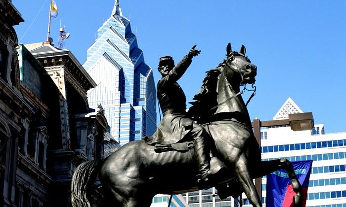 Philadelphia Urban Adventures - Multiple Locations: Italian Market Tour or Holiday Tour for Two or Four from Philadelphia Urban Adventures (Up to 51% Off)