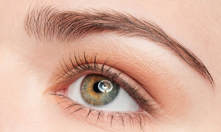 $15 for Two Groupons, Each Good for One Eyebrow Threading at Zara Beauty and Spa ($30 Total Value)