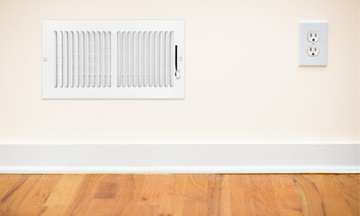 Great Basin Indoor Air Quality - Salt Lake City: Duct-Cleaning Package with Optional Furnace Cleaning from Great Basin Indoor Air Quality (Up to 75% Off)