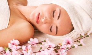 EZ Skin Care and Wellness Center: 50-Minute Hanakasumi or Swedish Massage at EZ Skin Care and Wellness Center (46% Off)