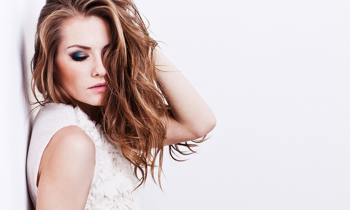 Kathy's Classic & Modern Hair Designs - North Shoal Creek: Haircut Package with Deep Conditioning and Optional Color at Kathy's Classic & Modern Hair Designs (Up to 64% Off)