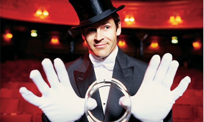 South Street Magic  - South Street Magic: Magic Show for Two or Four at South Street Magic (Up to 58% Off)