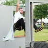 Up to 52% Off Action-Hero-Themed 5K Urban Obstacle Race