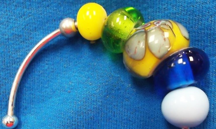 $79 for Glass-Bead-Making Workshop for Two at Artopia Studios Inc. ($156 Value)