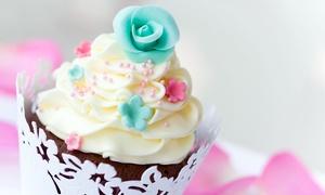 Mary Cake Decorating: Corso di pasticceria per la preparazione di cupcake e biscotti da 24,90 €