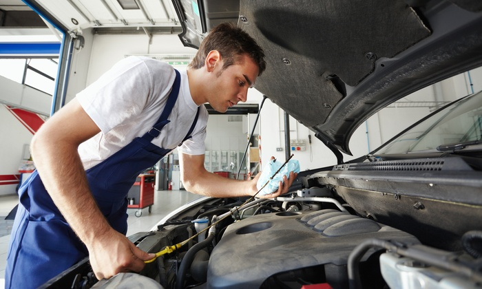 Diagnostics Unlimited - Sunnyvale: 1 or 3 Oil Changes with Tire Rotation, Brake Inspection & Battery Test at Diagnostics Unlimited (Up to 77% Off)