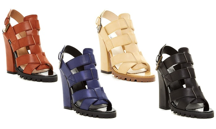 Kesara Women's High Heel Sandals