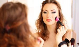 Institut Bellezza: 1 cours d'auto-maquillage de 30 min et 1 maquillage de jour pour 1 ou 2 personnes dès 19,90 €  à l'institut Bellezza