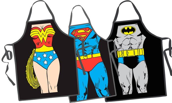 Grembiule supereroi