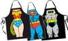 Superhero Kitchen Apron