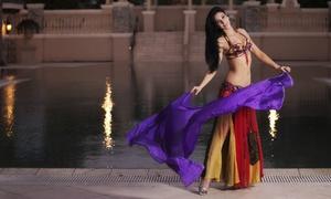 Studio Tahira Said: Studio Tahira Said - Centro: 1 ou 3 meses de dança do ventre, dança de salão ou stiletto