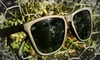 GOODEYE: $15 for One Pair of Up-Cycled Sunglasses from GOODEYE ($30 Value)