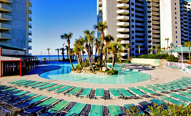 Long Beach Resort - Panama City Beach, Florida: Stay at Long Beach Resort in Panama City Beach, FL. Dates into February 2016.