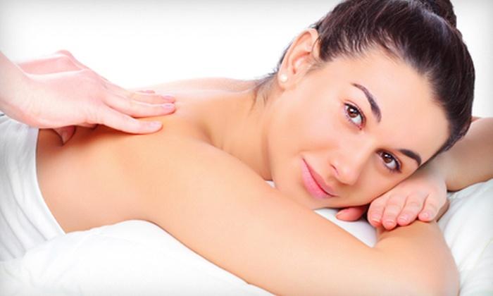 Spa Bleu Fonce - Glorietta: One or Three 60-Minute Massages or One 90-Minute Massage at Spa Bleu Fonce in Clovis (Up to 59% Off)