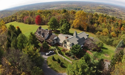 groupon daily deal - 1- or 2-Night Stay for Two at Antietam Overlook Farm in Keedysville, MD. Combine Up to 6 Nights.