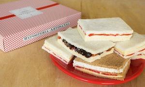 Nucha: Desde $216 por 1, 2 o 4 docenas de sándwiches de miga en sucursales de Nucha