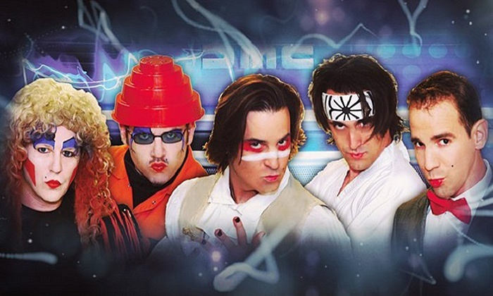 The Molly Ringwalds - Aztec Theatre: The Molly Ringwalds – The World's Greatest 80's Experience on Saturday, February 27, at 9 p.m.
