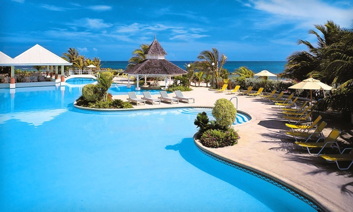 Braco Village Hotel & Spa - Runaway Bay, Jamaica: Four- or Seven-Night All-Inclusive Stay for Two at Braco Village Hotel & Spa in Runaway Beach, Jamaica