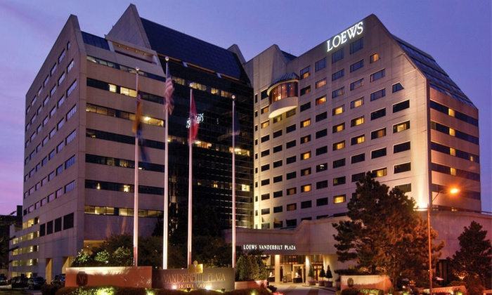 Loews Vanderbilt Hotel - Nashville-Davidson metropolitan government (balance): One-Night Stay with $30 Dining Credit at Loews Vanderbilt Hotel in Nashville