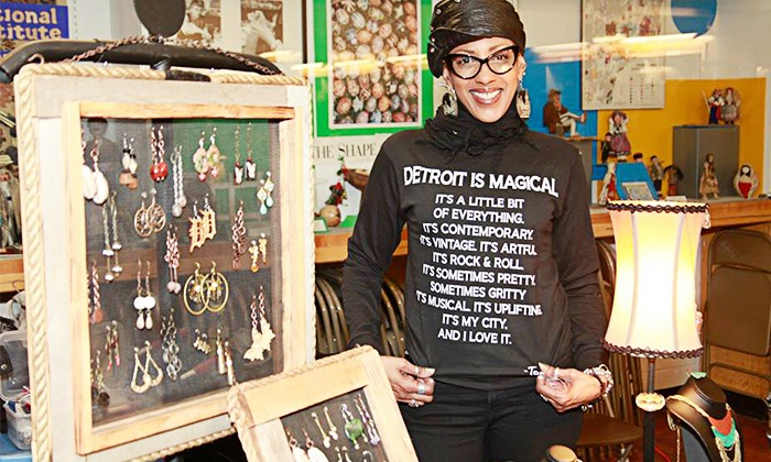 All Things Detroit - Eastern Market Corporation Shed 3 & 5: Admission for Two, Four, or Six to All Things Detroit on Sunday, March 29 at Eastern Market (Up to 47% Off)