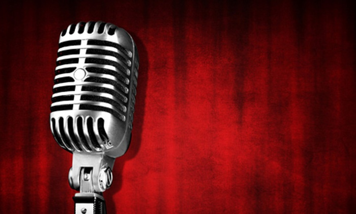 Hyena's Comedy Nightclub - Multiple Locations: Comedy Show for Two, Four, or Eight at Hyena's Comedy Nightclub (Up to 73% Off)