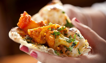 $11 for $20 Worth of Indian Cuisine at Shere-E-Punjab