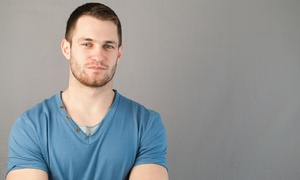 New Image Salon - Katie Morehouse: A Men's Haircut from New Image Salon (53% Off)
