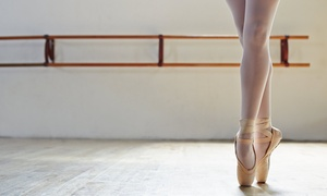 The Ballet Space at Soul Purpose Studio: The Ballet Space at Soul Purpose Studio (Up to 78% Off). Four Options Available.