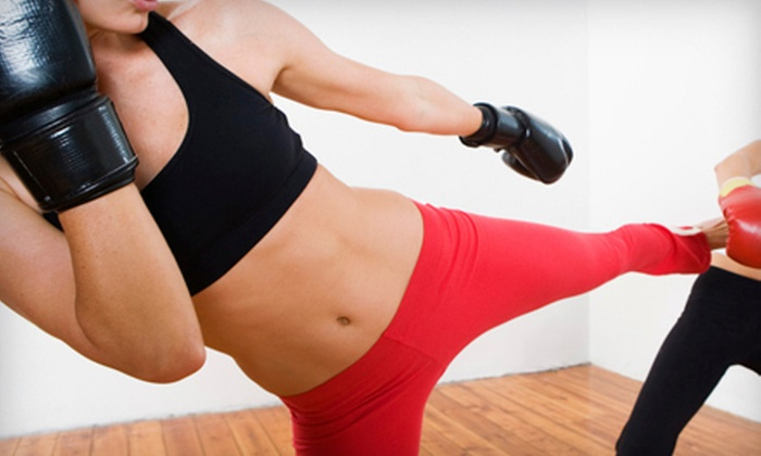 CKO Kickboxing - Hanover: $29 for One Month of Unlimited Kickboxing Classes at CKO Kickboxing ($149 Value)